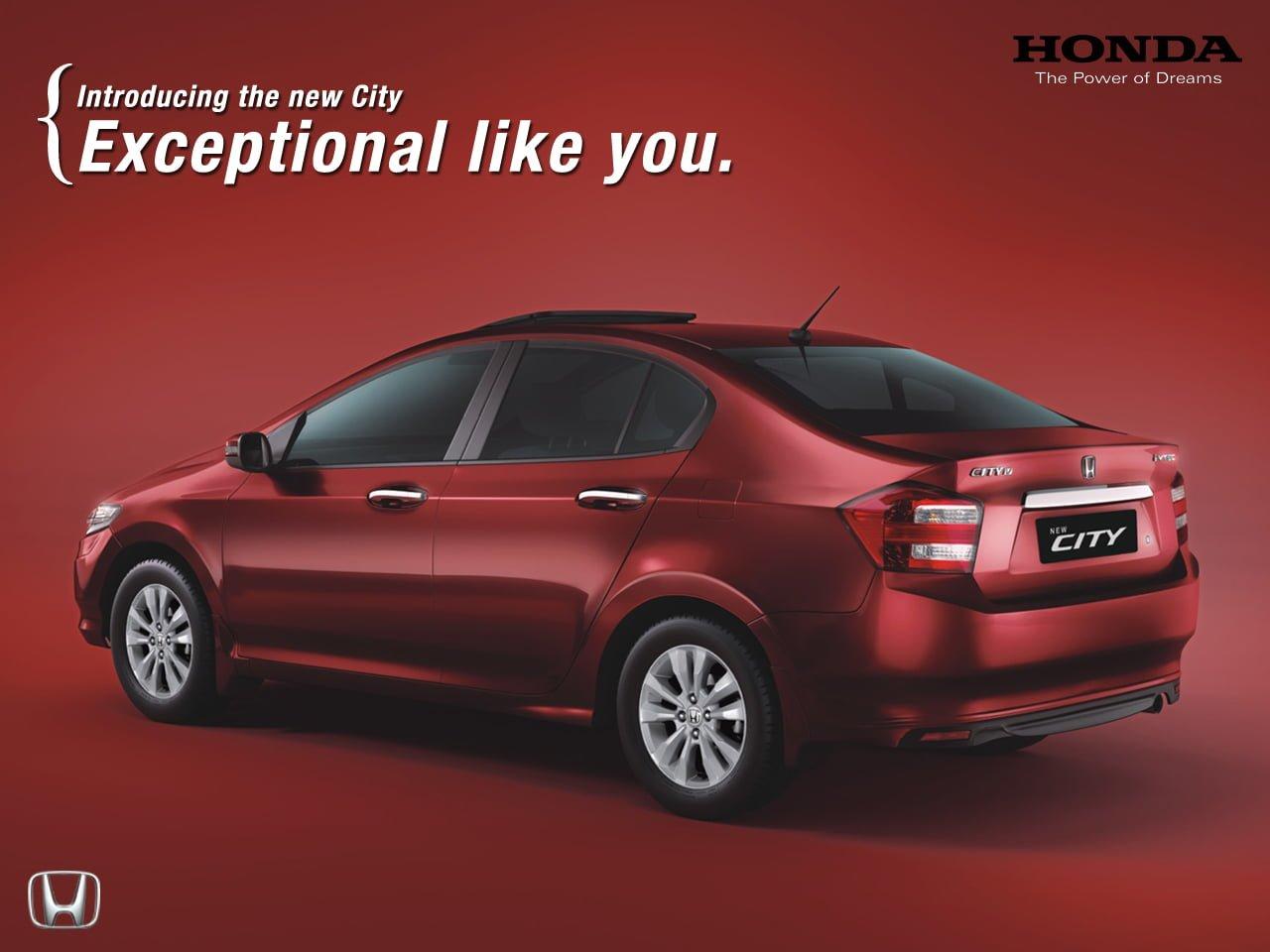 New Honda City View 2