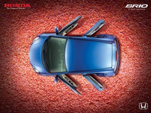 Honda Brio 1