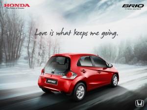 Honda Brio 2