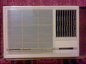 oGeneral window ac