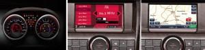 Mahindra XUV 500 Interior 3