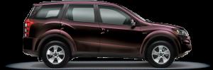 Mahindra XUV 500 Opulent Purple Color