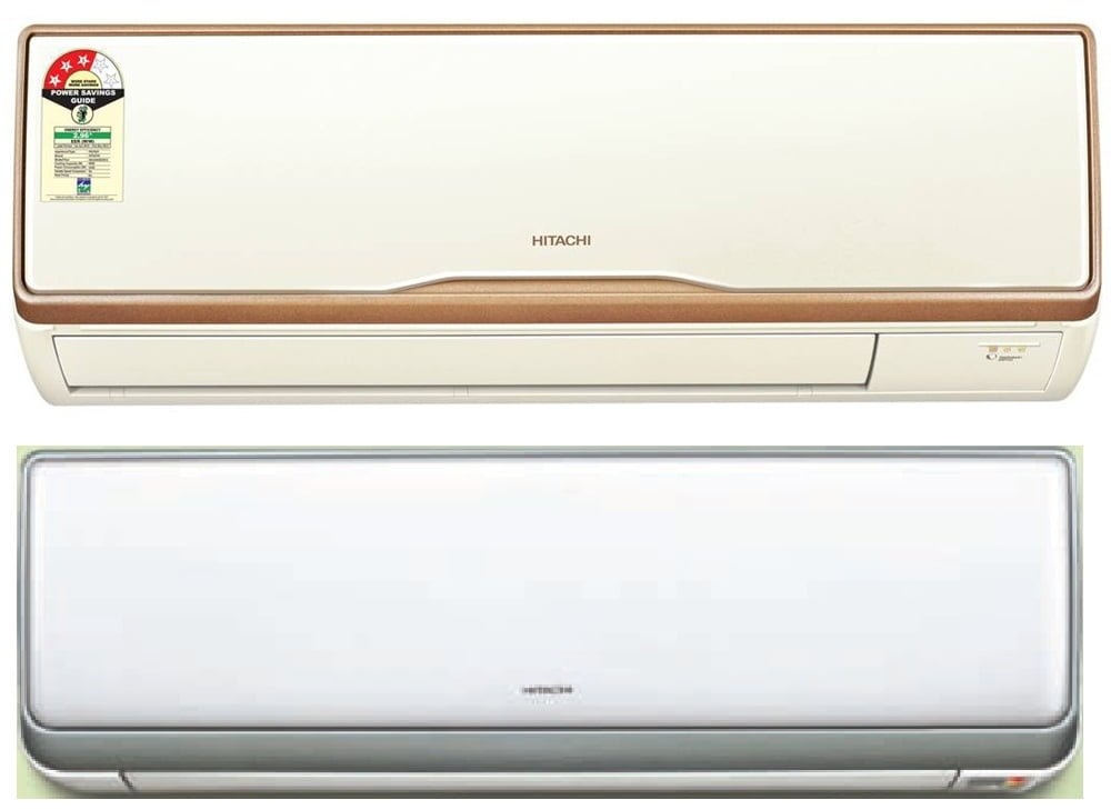 Hitachi Split Air Conditioner (AC) Looks
