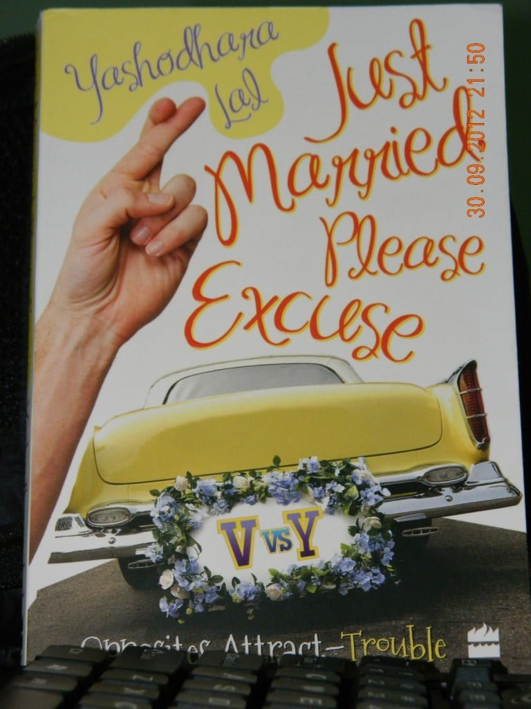 JUST MARRIED PLEASE EXCUSE YASHODHARA LALL