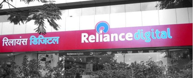 Reliance Digital Store Locator
