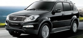 Ssangyong Rexton Price in India with Features and Specifications