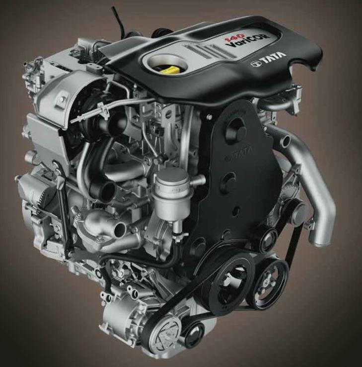 Tata Safari Storme Varicor Engine