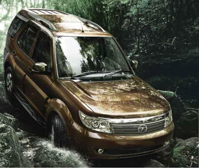 Tata Safari Storme Price