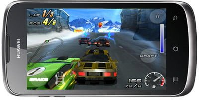 huawei ascend g300 during gaming