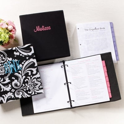 Creating a personalized Organizer booklet