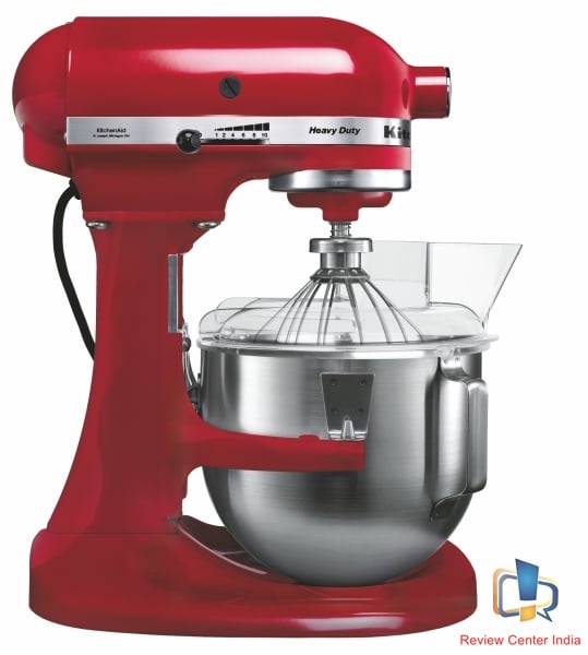 Bowl Lift Stand Mixer - Empire Red_Right