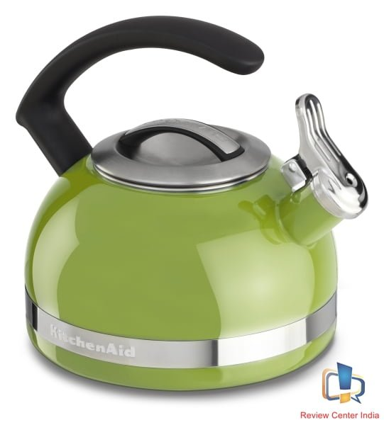 Non-Electric Kettles 'C'  Sunkissed Lime