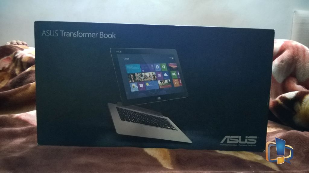 Asus Transformer Book TX300CA Review