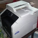Brother MFC-9140CDN Printer Another Side View