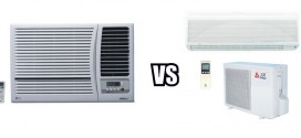 How to Decide Between Choosing Window or Split AC