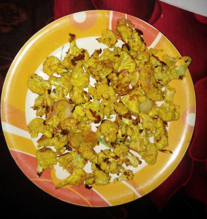 Tandoori Gobhi Fully Prepared
