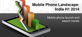 Mobile phone landscape: India H1 2014 – Report and Infographic