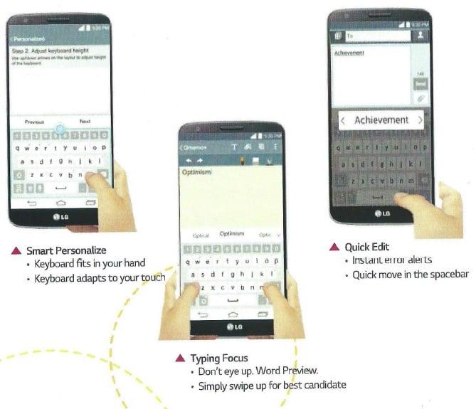 LG G3 Smart Keyboard
