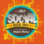 Fenda Audio Celebrated Social Bash 2014 #FndSocialBash
