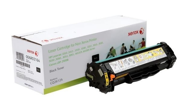 Xerox Launched Laser Cartridges