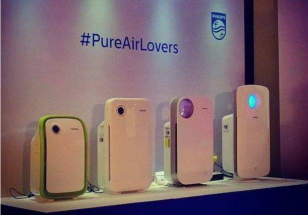 Philips Air Purifiers Specifications and Price