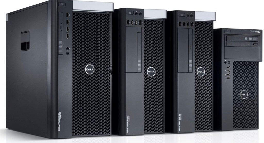 Dell New Range of Precision Workstations With 6th Gen Intel Processors