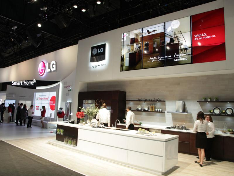 The Future of Smart Technology by LG Electronics