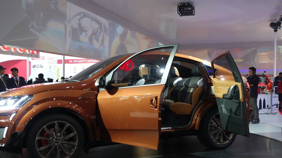 Mahindra XUV Aero Concept