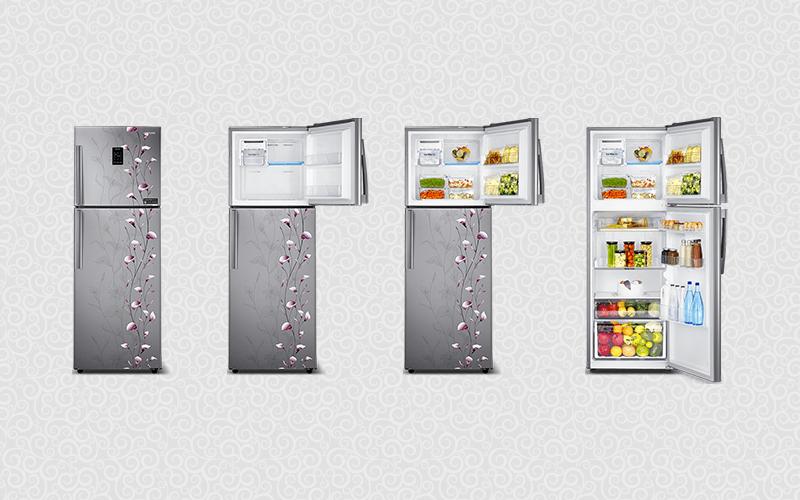 Samsung Convertible Refrigerator