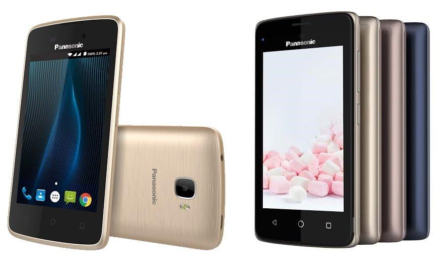 Panasonic T30 and T44