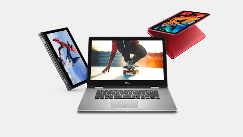 Dell Inspiron 2-in-1 3000 & 5000 Series