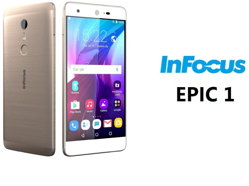 InFocus Epic 1 Specifications