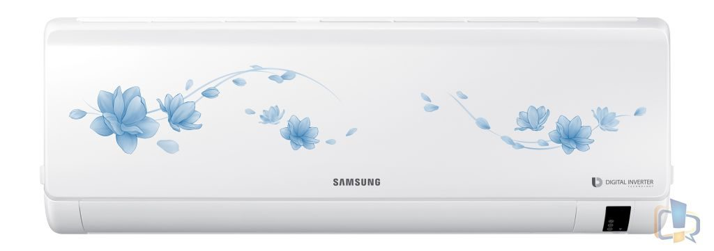 Samsung AC - New Inverter Magnolia Blue