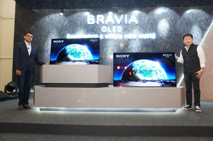 New SONY BRAVIA A1` Series OLED TVs launched in India