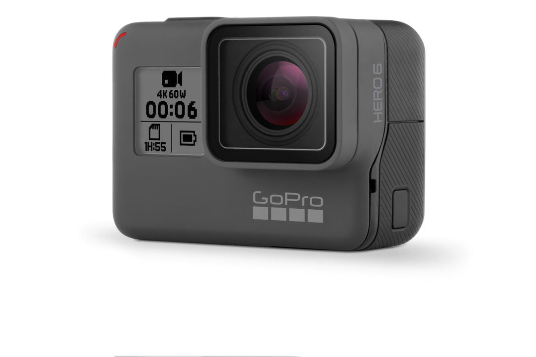 GoPro Hero 6 Black Launched