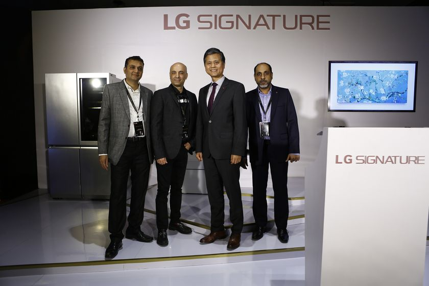 LG Signature Series Launched In India