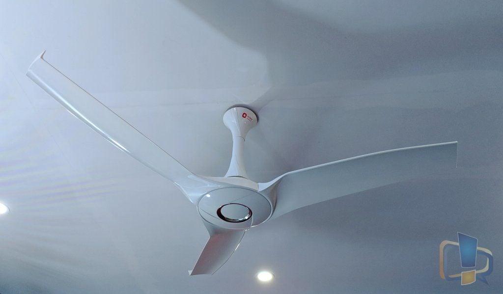 Orient AeroStorm Ceiling Fan