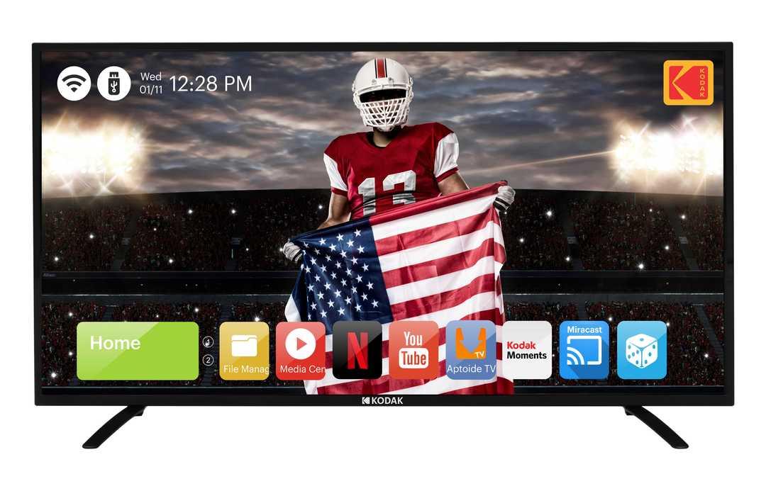 SPPL Launches KODAK 4K 50UHDXSMART LED TV In India