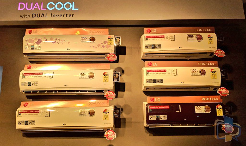 LG Dual Inverter 2018 Model AC