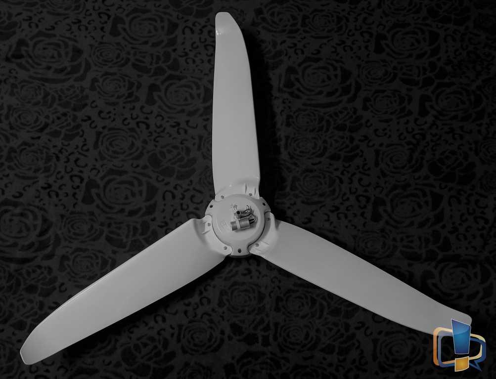 Orient Aerocool Ceiling Fan Back