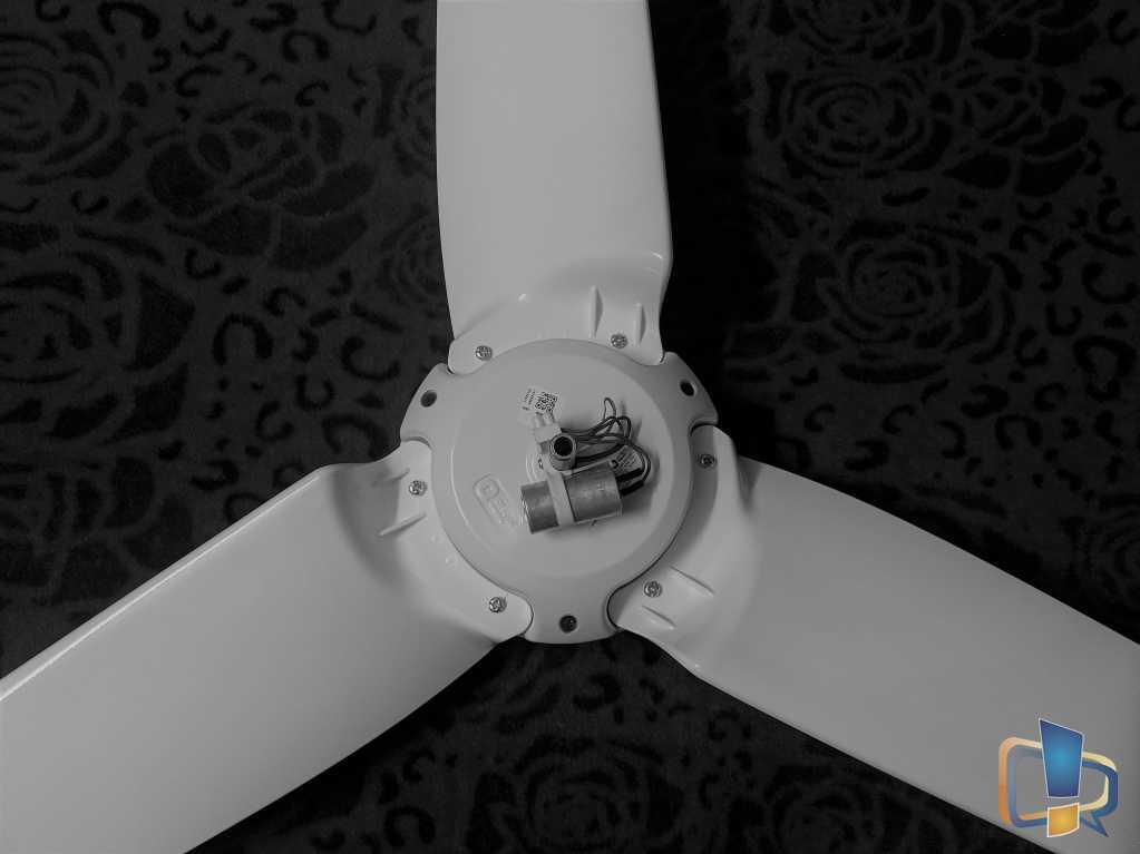 Orient Aerocool Ceiling Fan Unibody Design