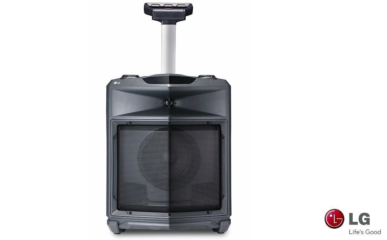 LG X-Boom Handy Splash Speaker launched in India