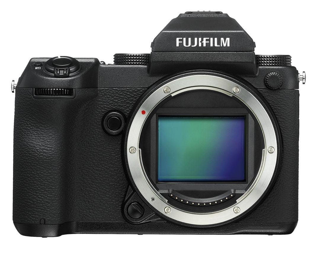 Fujifilm GFX50s Mirrorless Camera Launched In India
