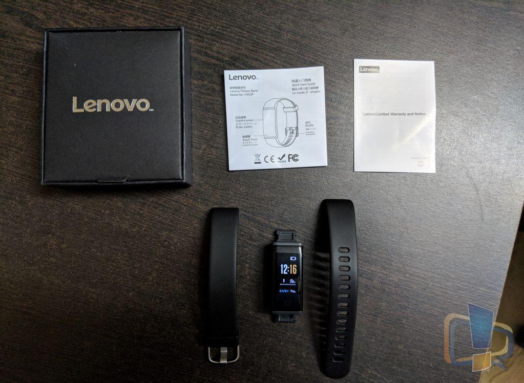 Lenvo-Spectra-Smartband-Review