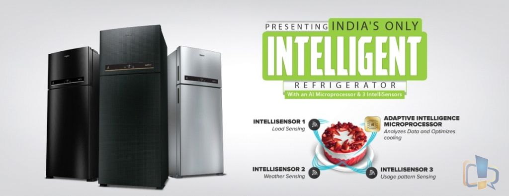 Whirlpool Intellifresh Alpha Steel (3S) Refrigerator Review