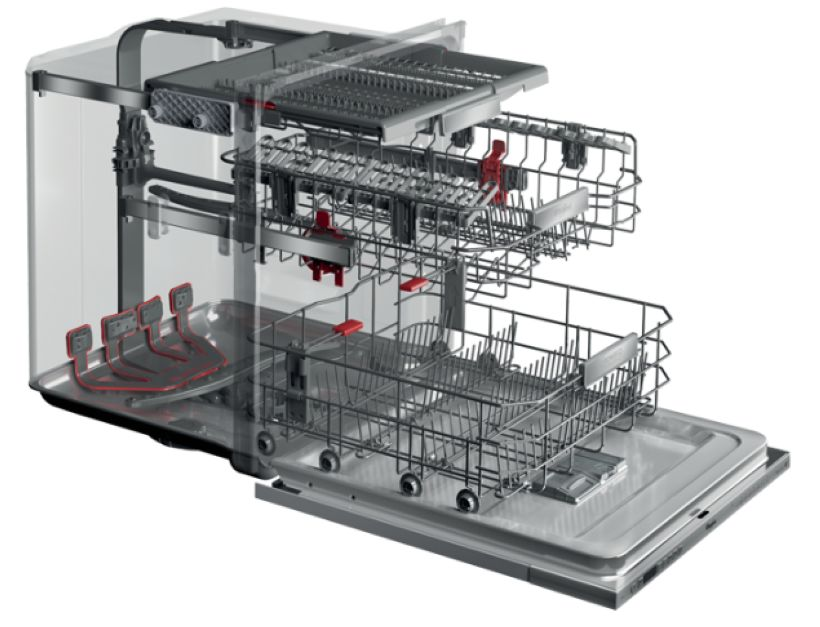 Whirlpool Dishwasher Internal Racks