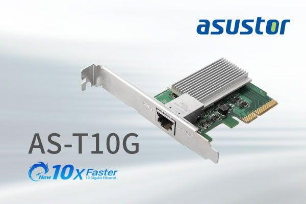 ASUSTOR AS-T10G Ethernet Expansion Card