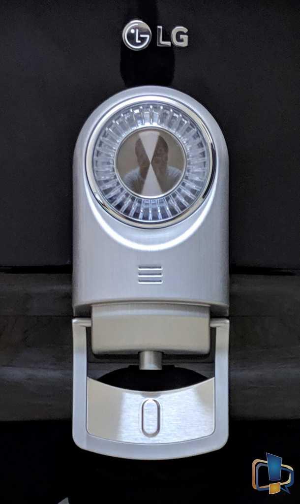 LG Water Purifier Smart Display