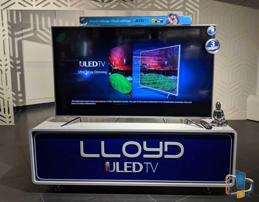Lloyd ULED TV