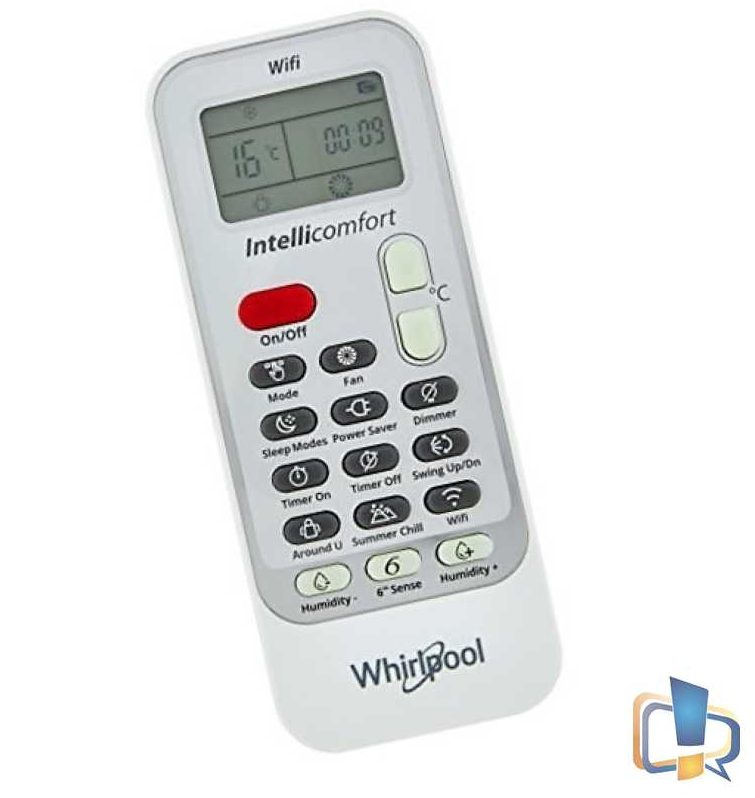 Whirlpool Wifi Remote Controller